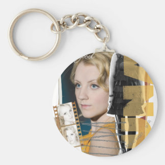 Luna Lovegood Keychain
