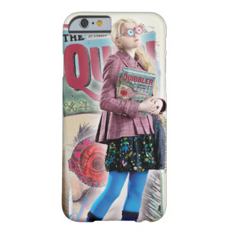 Luna Lovegood Montage Barely There iPhone 6 Case