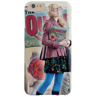 Luna Lovegood Montage Barely There iPhone 6 Plus Case