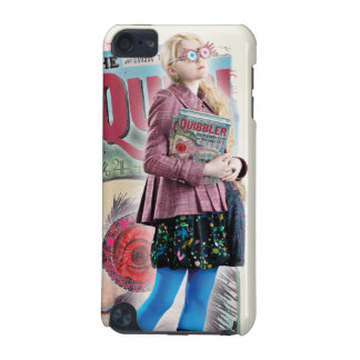 Luna Lovegood Montage iPod Touch 5G Cover