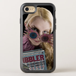 Luna Lovegood Peeks Over Glasses OtterBox Symmetry iPhone 8/7 Case