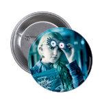 Luna Lovegood Pin Redondo 5 Cm