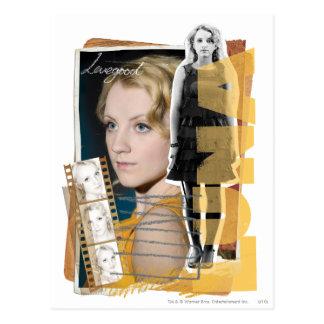 Luna Lovegood Tarjetas Postales
