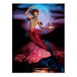 Luna mágica de la sirena