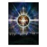 Luna matrix Triangle Card