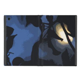 Luna misteriosa iPad mini fundas