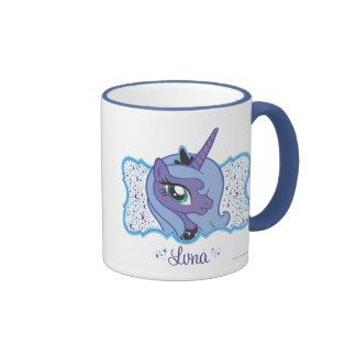 Luna Moon and Stars Coffee Mugs