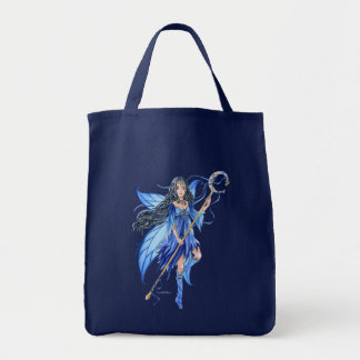 Luna Moon Fairy grocery tote