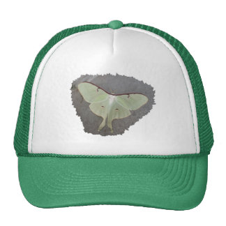 Luna Moth Brake-Out Trucker Hat