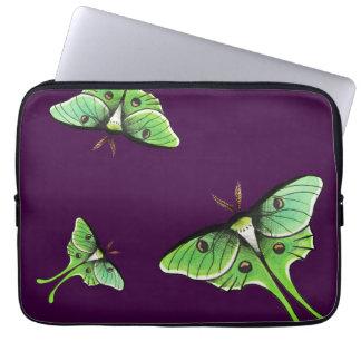 Luna Moth Computer Sleeve