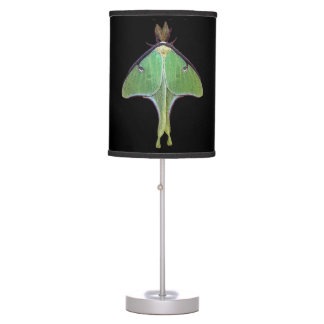 Luna Moth Table Lamp
