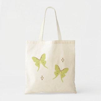 Luna Moths Budget Tote Bag