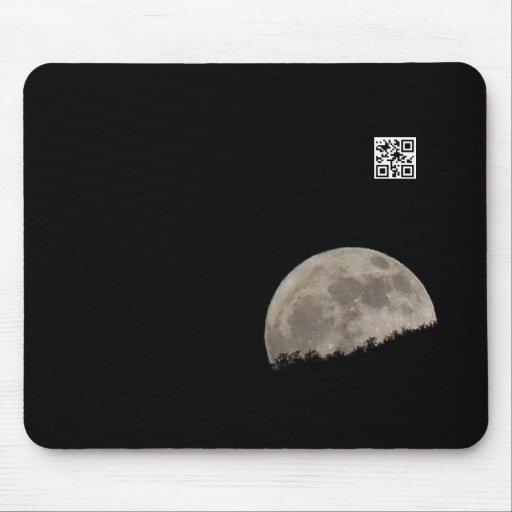 Luna Mousepad de B3OK Tapete De Ratón