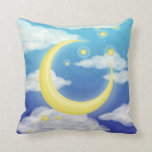 Luna pálida almohada