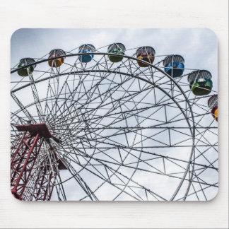 Luna Park Ferris wheel mouse mat