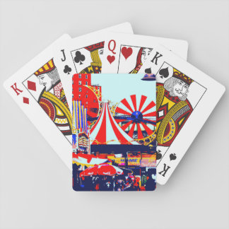 Luna Park Playing Cards