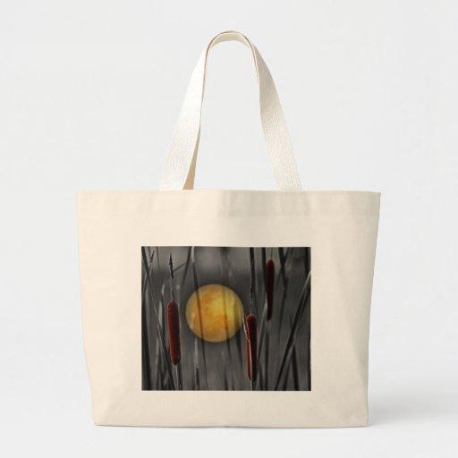 Luna pegada bolsas
