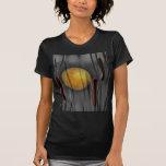 Luna pegada camiseta