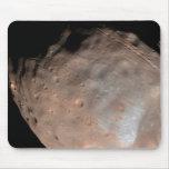 Luna Phobos 2 de Marte Alfombrillas De Raton