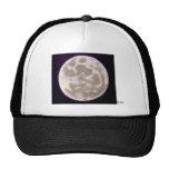 Luna pintada gorras de camionero