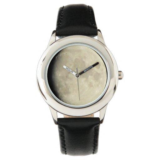 Luna Reloj