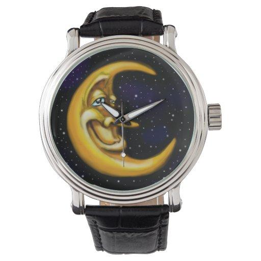 Luna Reloj De Mano