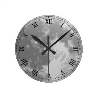 Luna Relojes De Pared
