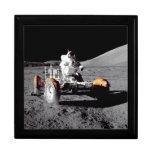 ¡Luna Rover - reloj para los peatones! Caja De Joyas