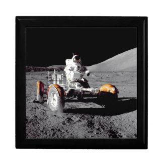 ¡Luna Rover - reloj para los peatones Caja De Joyas