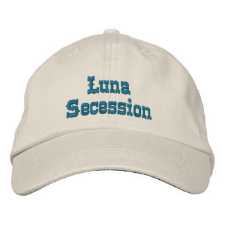 Luna Secession Embroidered Baseball Cap