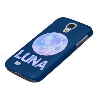 Luna Stylized la caja de la galaxia de Samsung del