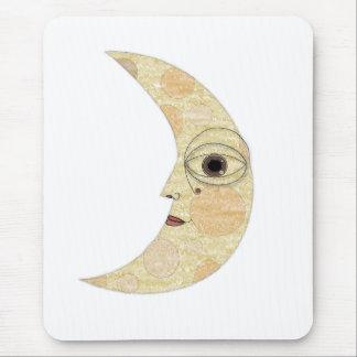 luna alfombrillas de ratón