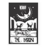 Luna Tarot Postal