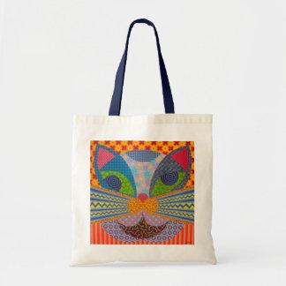Luna the Cat Tote Bag