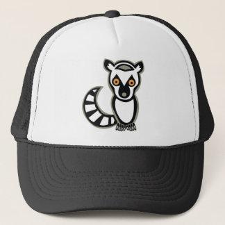 LUNA the LEMUR Trucker Hat