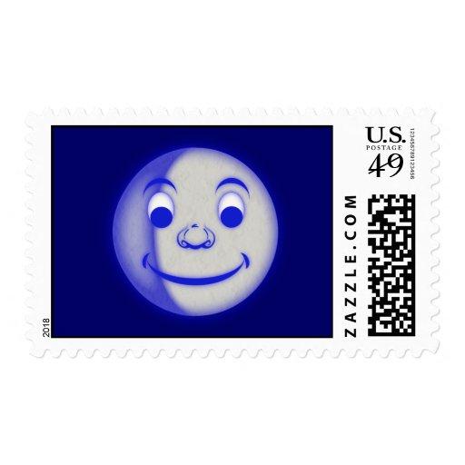 Luna Timbres Postales
