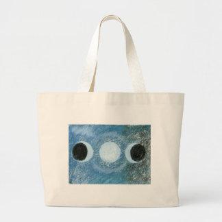 Luna triple bolsas de mano