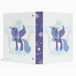 Luna with Crown Binder