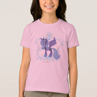 Luna with Crown T-Shirt
