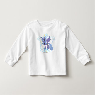 Luna with Crown Toddler T-shirt