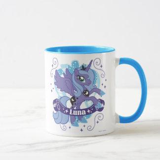 Luna with Scroll Mug