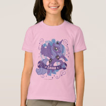 Luna with Scroll T-Shirt