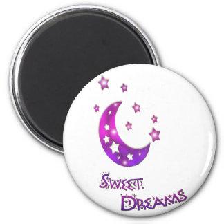 luna y estrellas de Dreams*~ del ~*Sweet Imán De Frigorifico