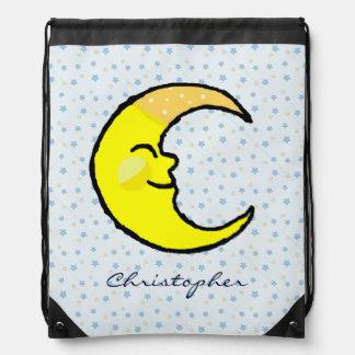 Luna y estrellas mochilas