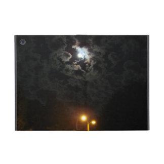 luna y nubes iPad mini fundas