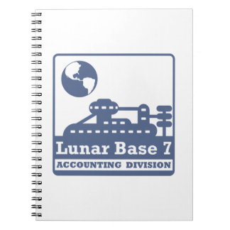 Lunar Accounting Division Notebook