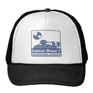 Lunar Accounting Division Trucker Hat