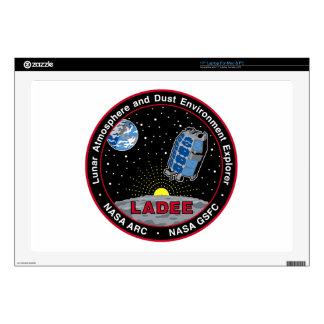 "Lunar Atmosphere & Dust Environment Explorer LADEE 17"" Laptop Skins"