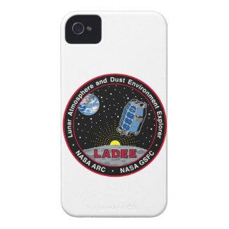 Lunar Atmosphere & Dust Environment Explorer LADEE iPhone 4 Case-Mate Case