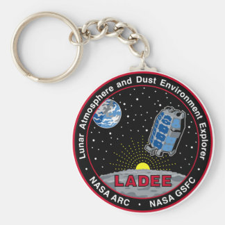 Lunar Atmosphere & Dust Environment Explorer LADEE Keychain